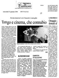 tango napoli, corsi individuali tango napoli, tango argentino napoli